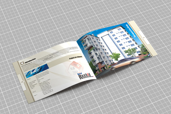 best rashid residency brochure