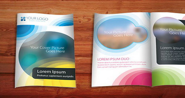 Free Brochure Templates For Download - Brochure template photoshop free