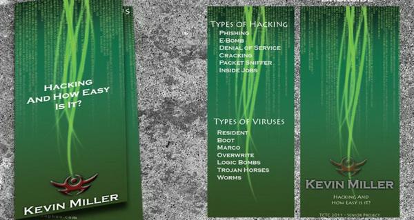free psd brochure design template