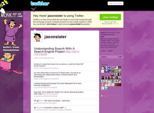 layout for twitter, twitter layouts jason later