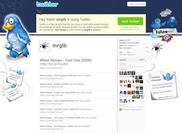 twitter layout, twitter layouts mrgtb