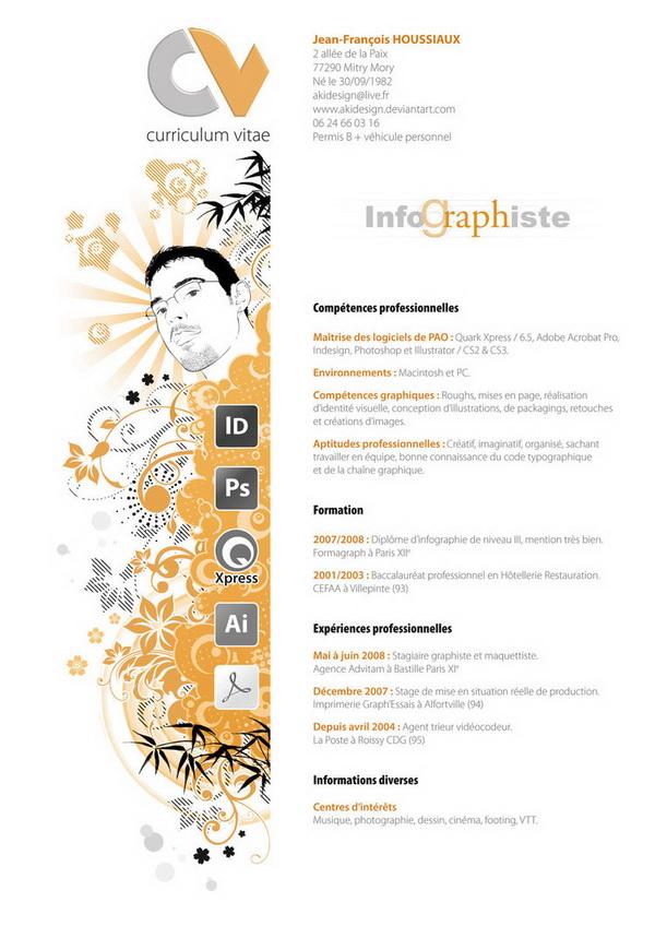 creative resume 27