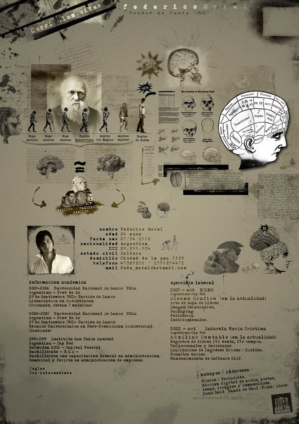 creative resume 28