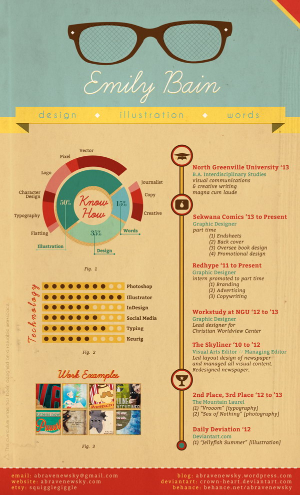 creative resume 9