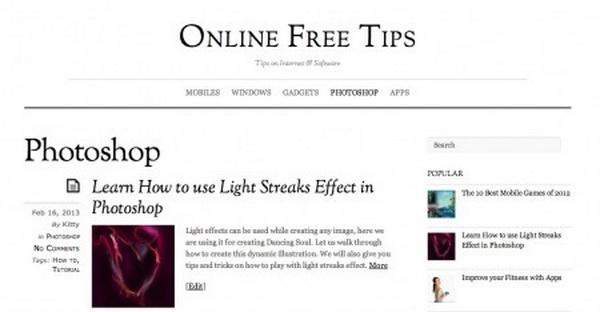 photoshop tutorials online free tips 12