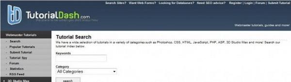 photoshop tutorials tutorial dash 16