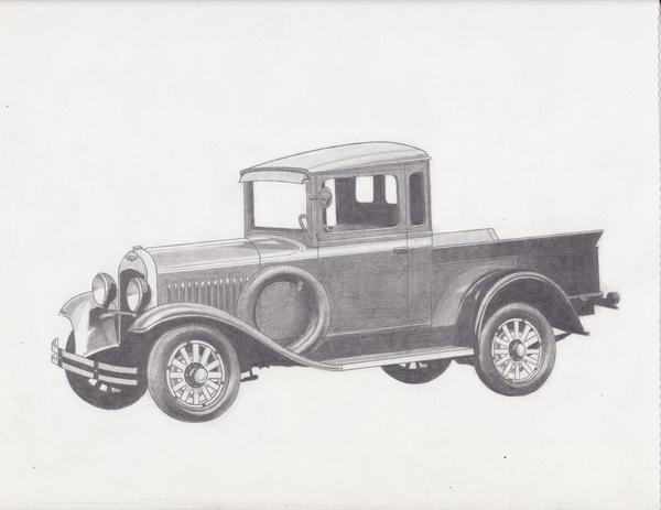 car drawing 1