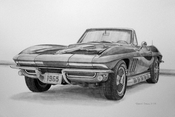 10 Cool Car Drawings For Inspiration 2017