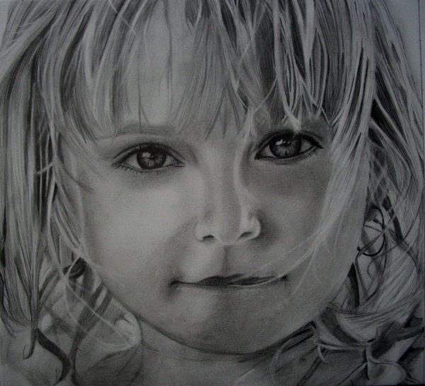 girl drawing 3