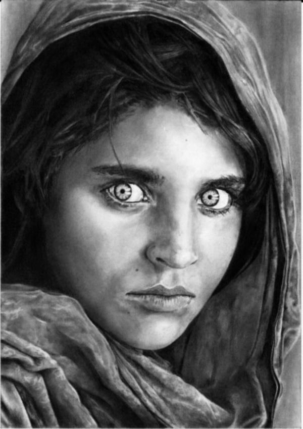 girl drawing 9