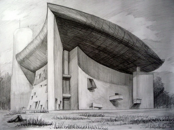 house drawing 11