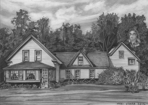 house drawing 8