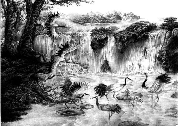 landscape drawing 11