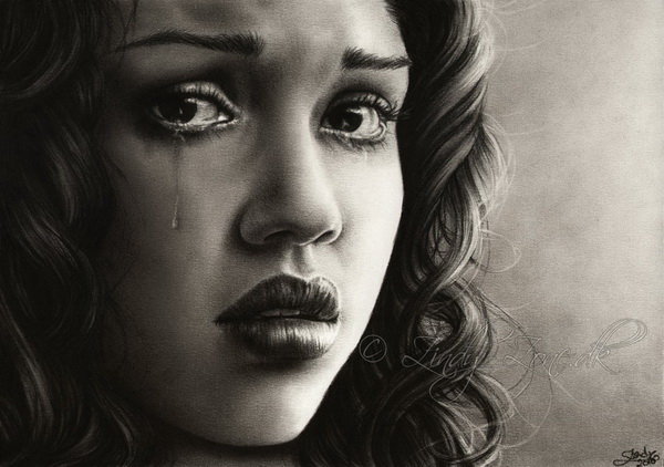 portrait drawing 14
