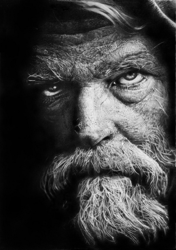 portrait drawing 9