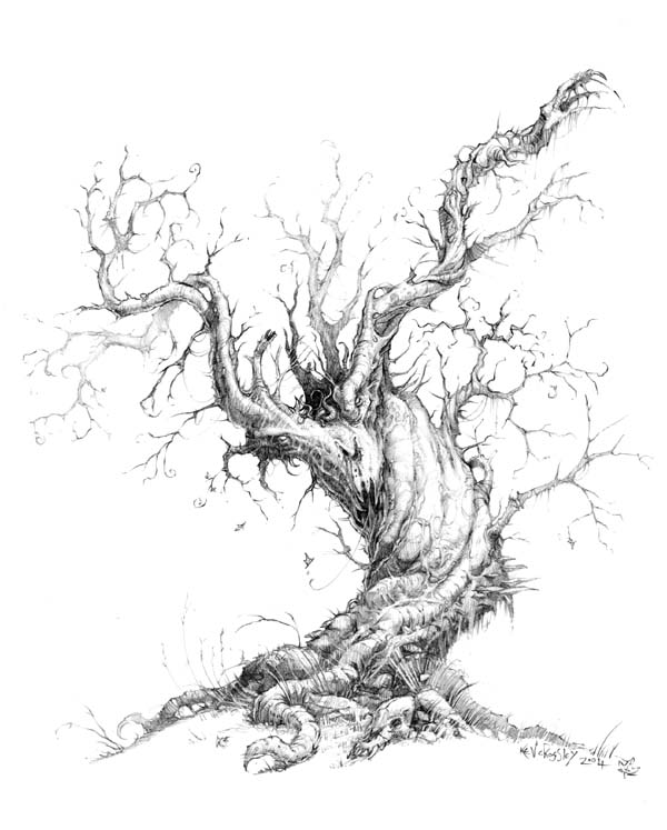 tree drawing 2