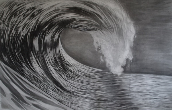 wave drawing 5