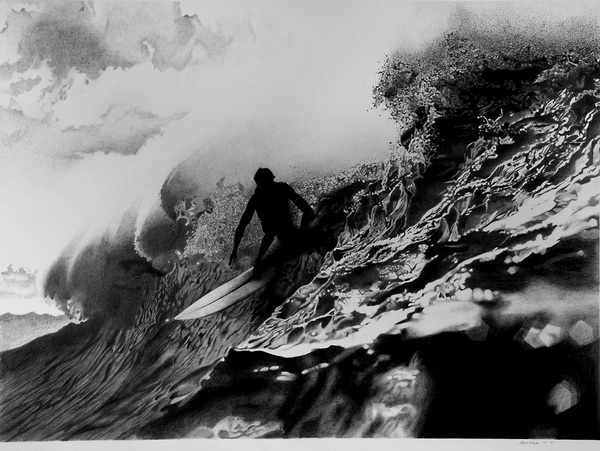 10 Cool Wave Drawings For Inspiration 2017