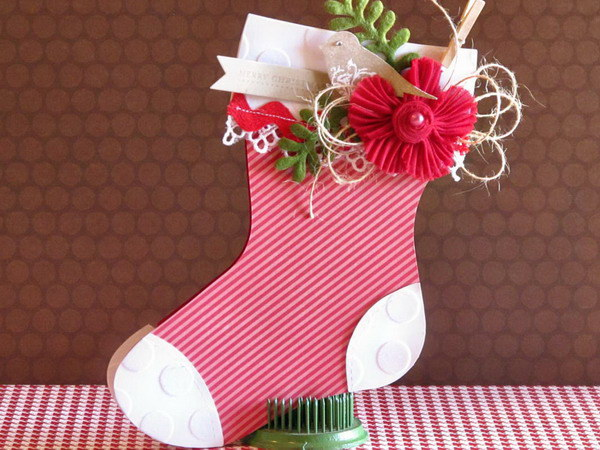 christmas card making 55