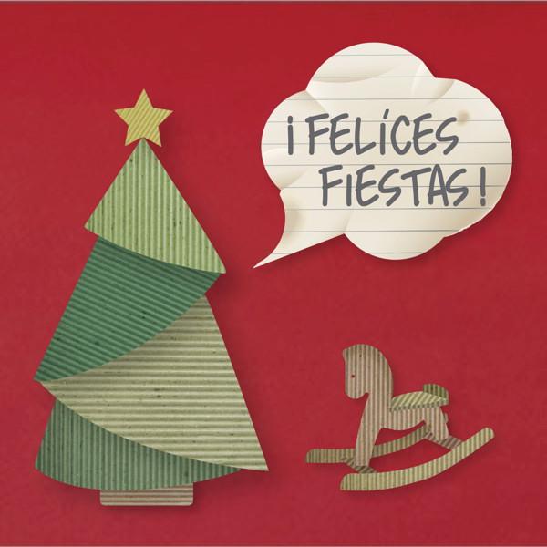 christmas tree card 29