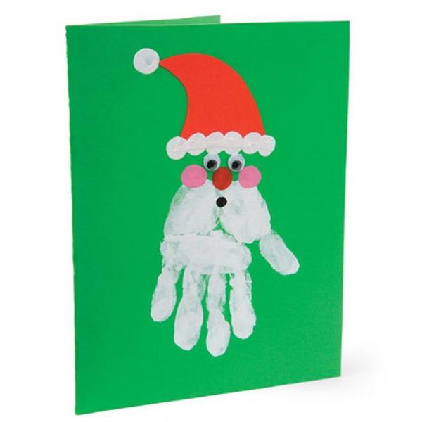 Поделка своими руками на новый год с детьми в