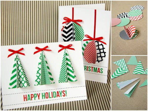 printable crafty christmas card 22