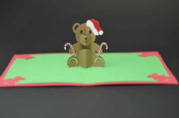 30+ Pop Up Christmas CardsIdeaStand