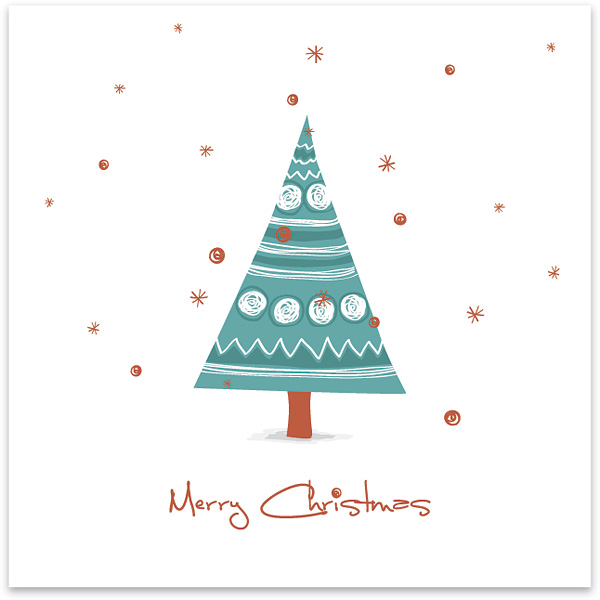 40+ Free Printable Christmas Cards - IdeaStand