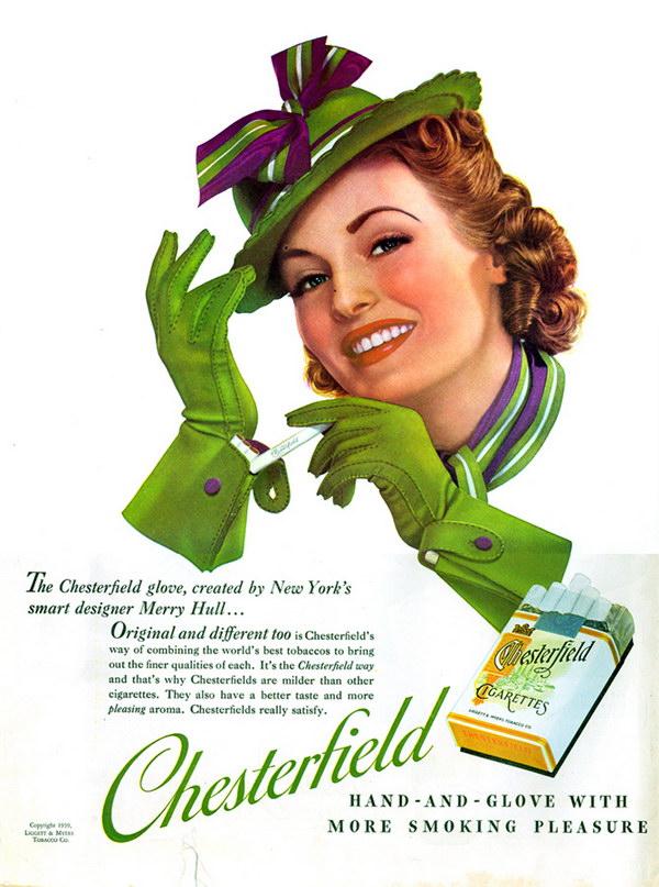 chesterfield cigarette advert 21