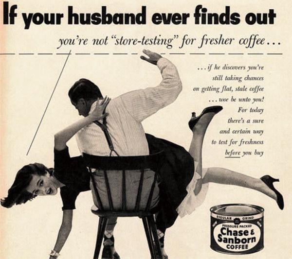 50+ Beautiful Vintage Ads Showcase 2017