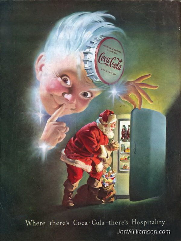 vintage christmas ad 11