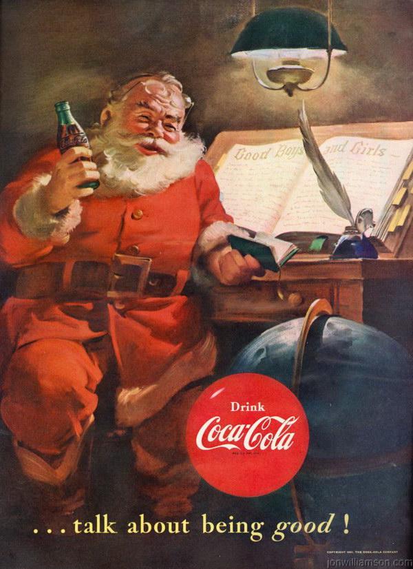 vintage christmas ad 12
