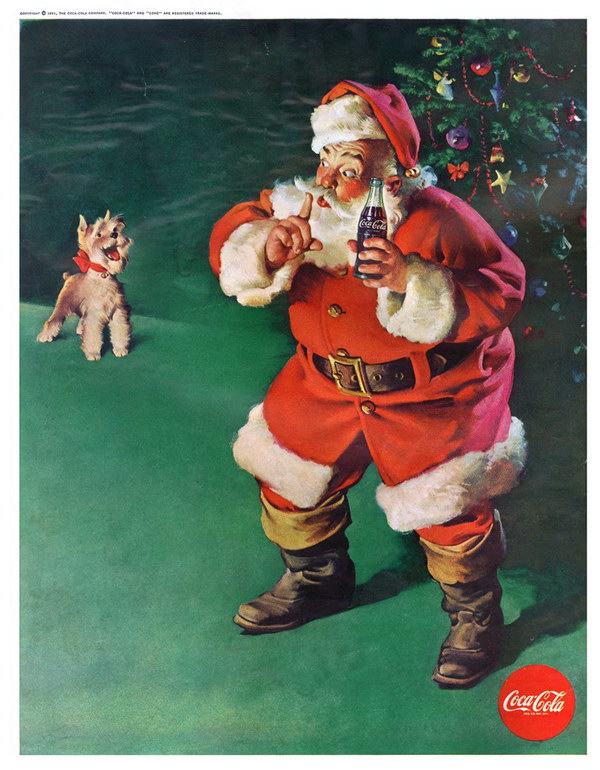 vintage christmas ad 13