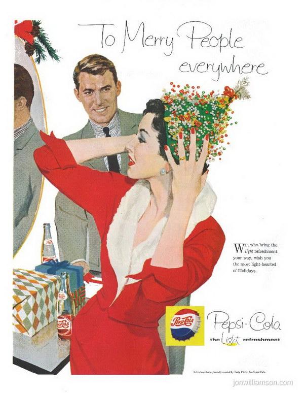 vintage christmas ad 8