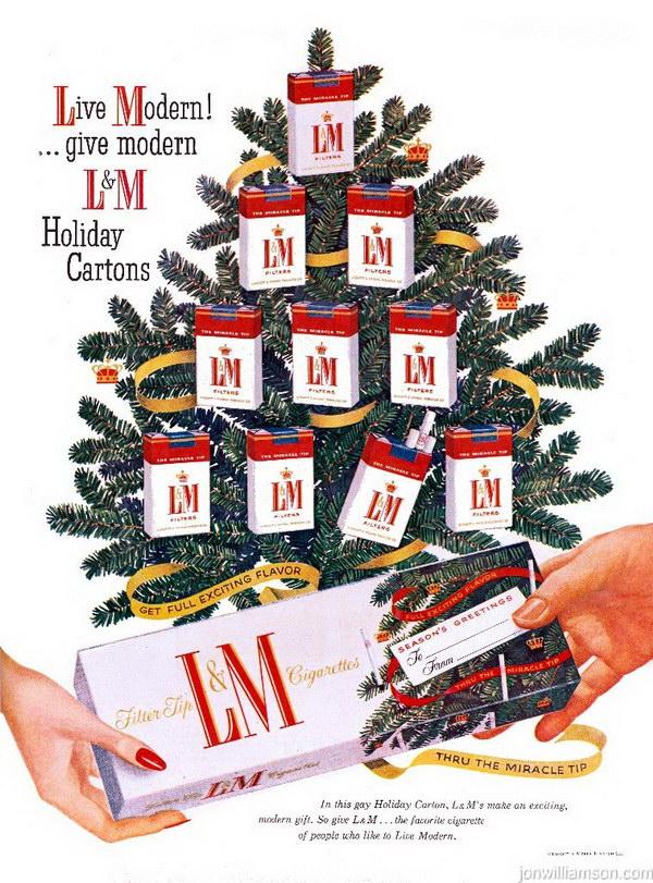 vintage christmas advert 17