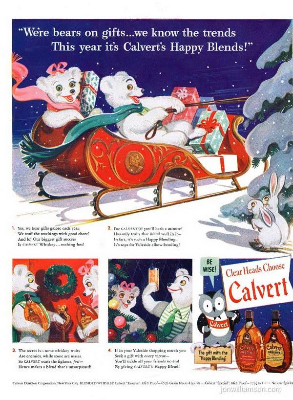 vintage christmas advert 18