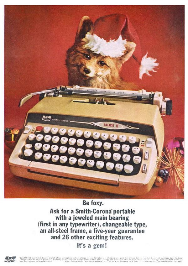 vintage christmas advert 20