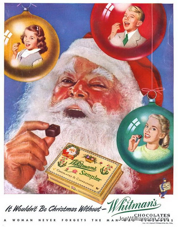 vintage christmas advert 22