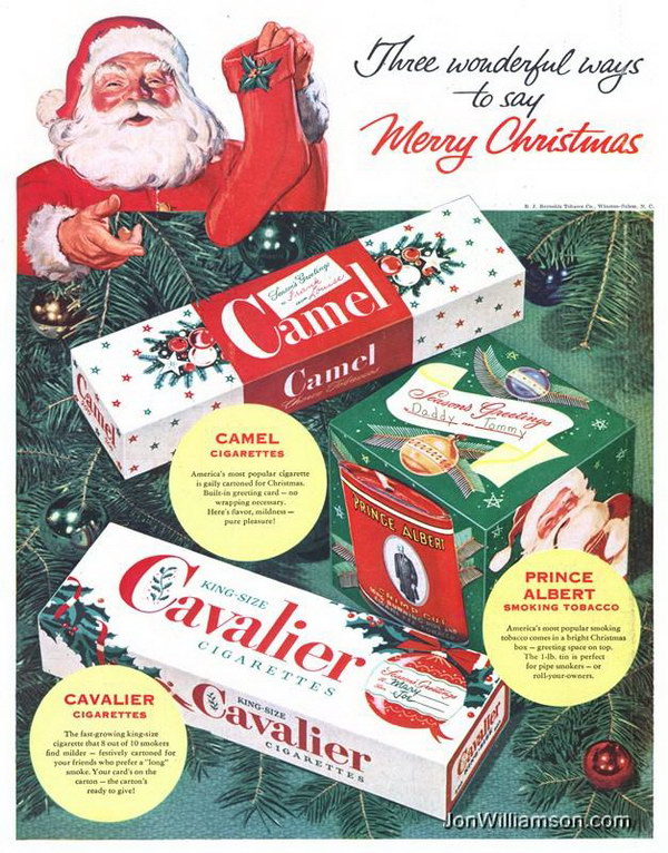 vintage christmas advert 23