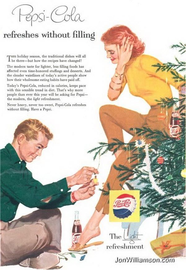 vintage christmas advert 24