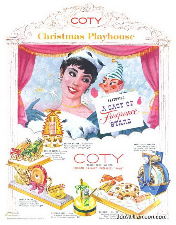 vintage christmas advert 26