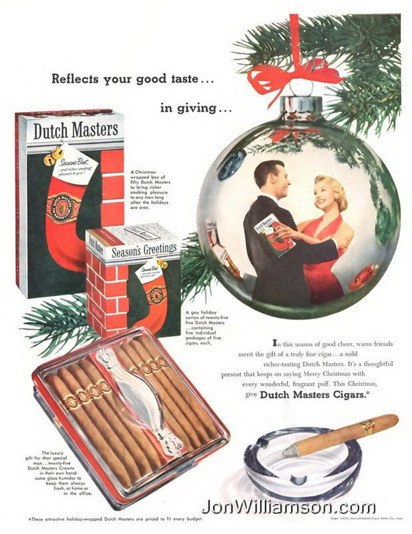 vintage christmas advertisement 46