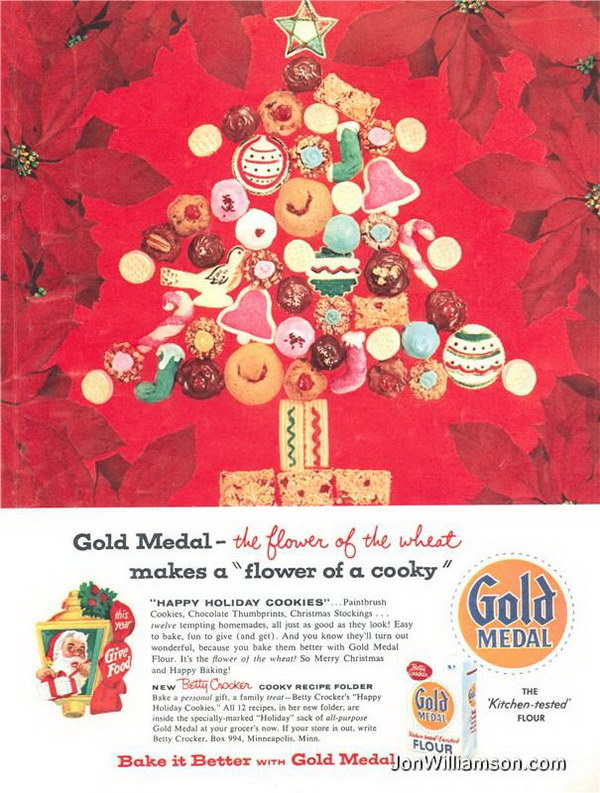 vintage christmas advertisement 48