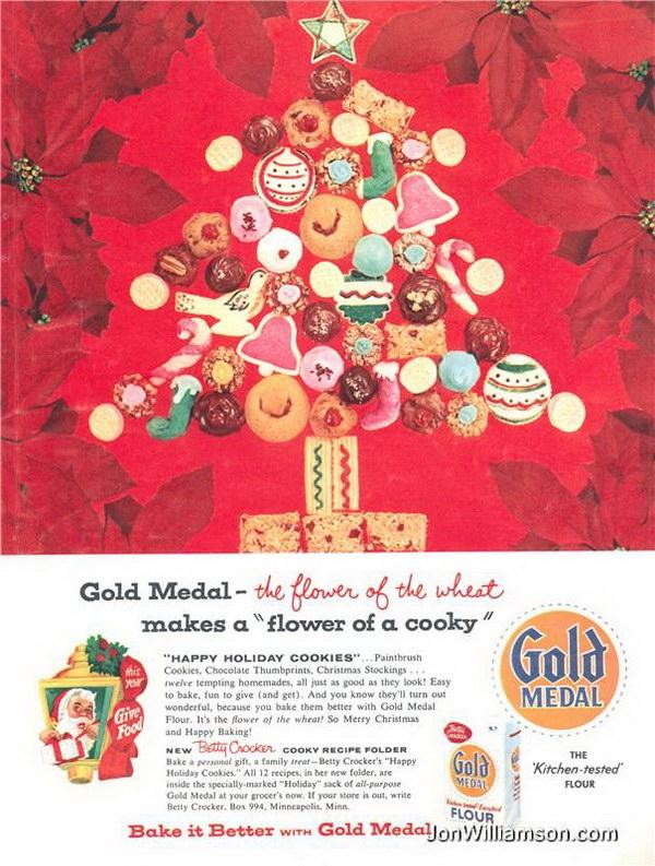 vintage christmas advertisement 48