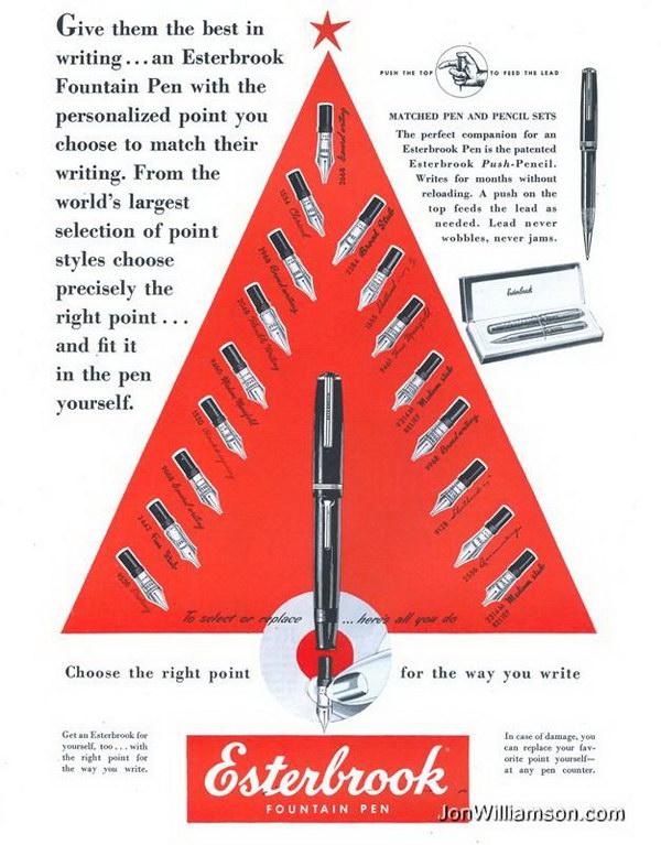 vintage christmas advertisement 49