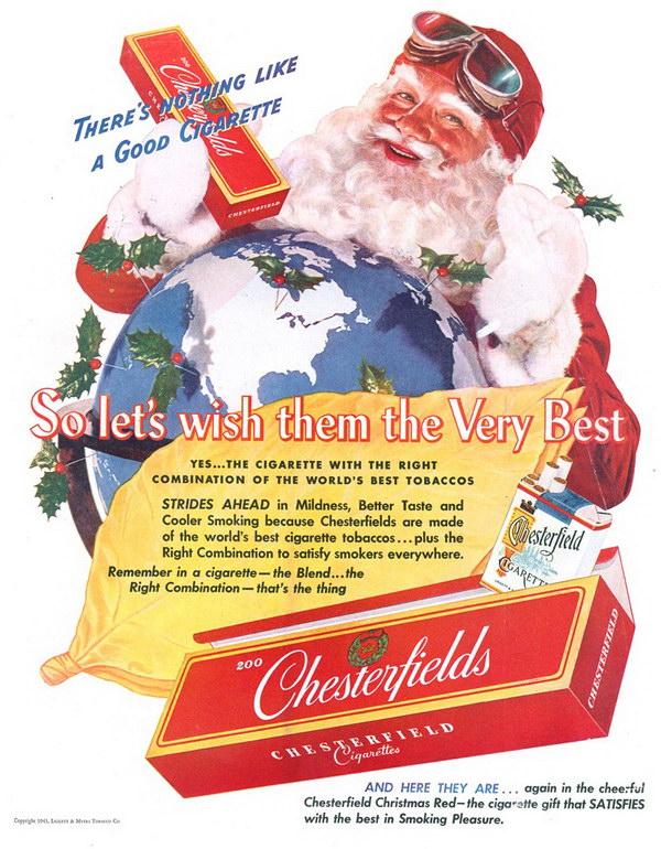 vintage christmas advertisement 51