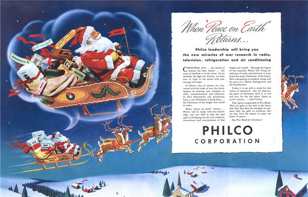 vintage christmas advertisement 52