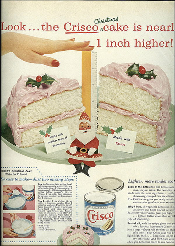 vintage christmas advertising 32