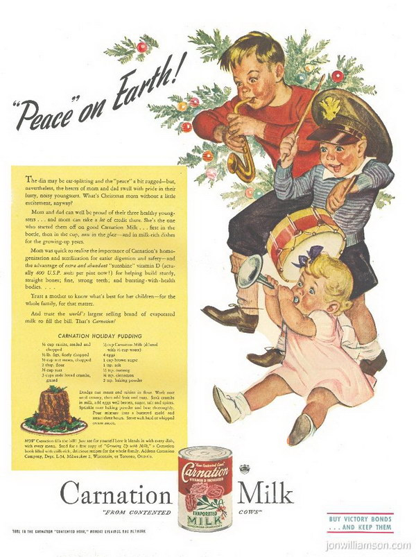 vintage christmas advertising 38