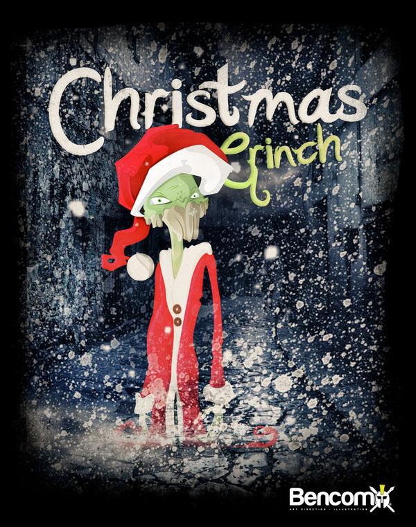 christmas grinch ads 23